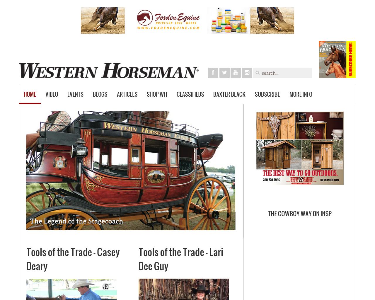 Western-Horseman-Advertising-Reviews-Pricing