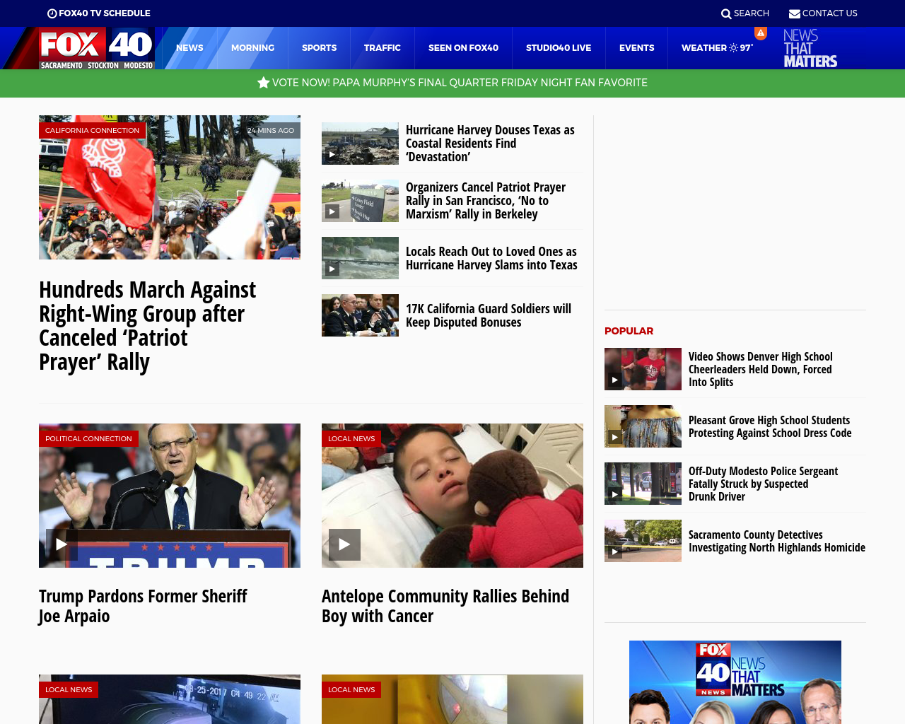 FOX40-Advertising-Reviews-Pricing