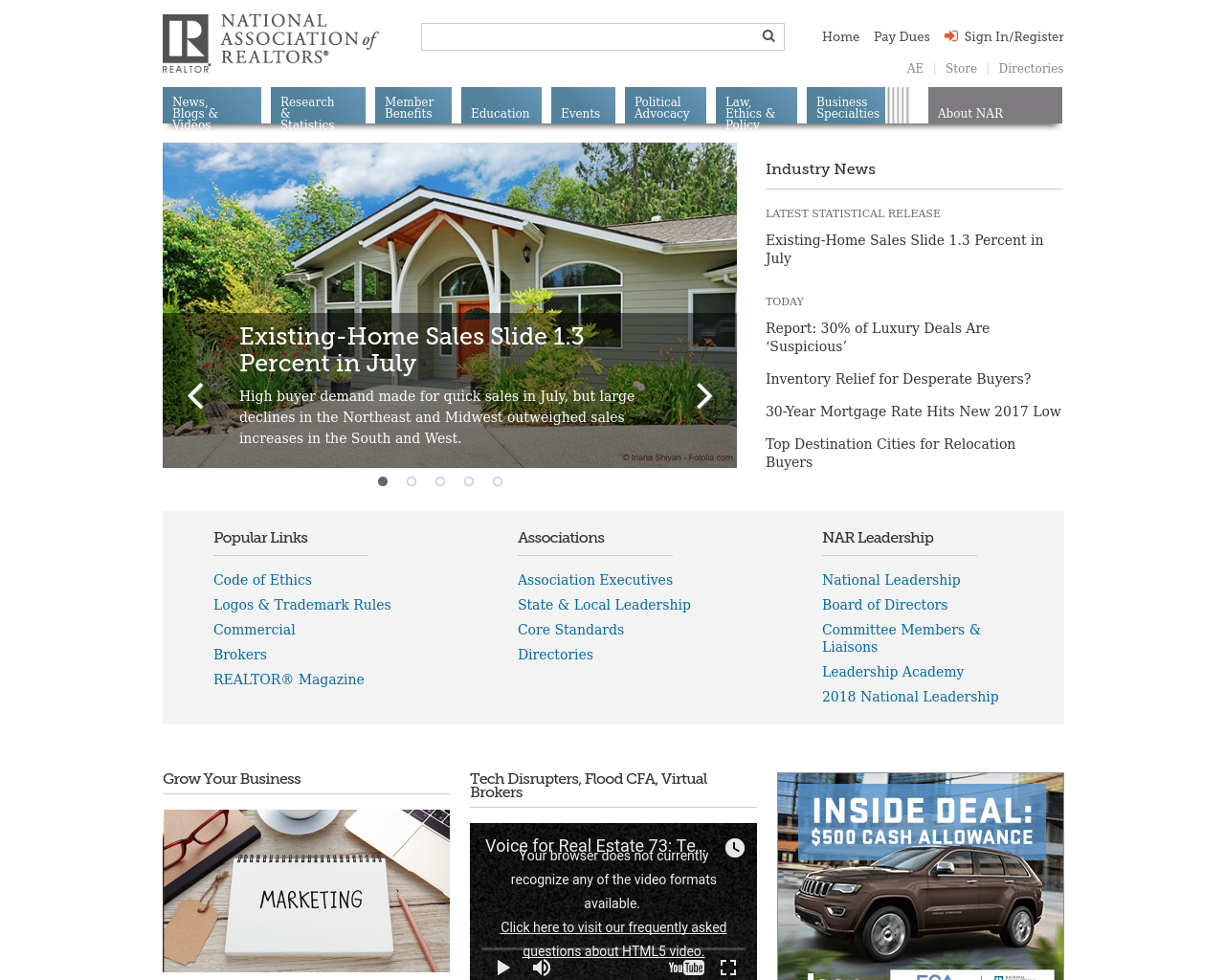 National-Association-Of-Realtors-Advertising-Reviews-Pricing