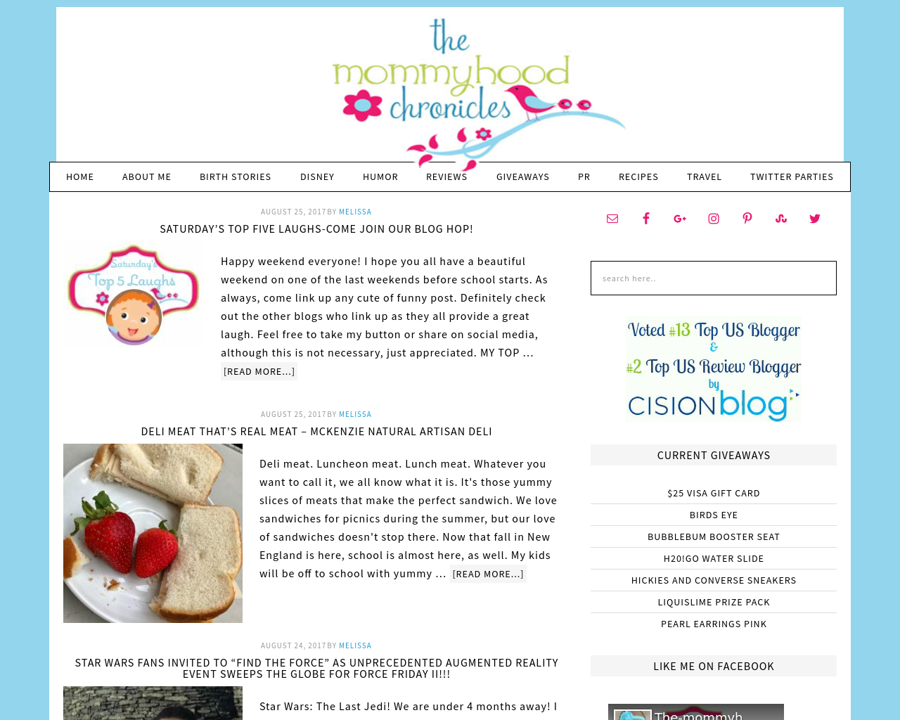 The-Mommyhood-Chronicles-Advertising-Reviews-Pricing