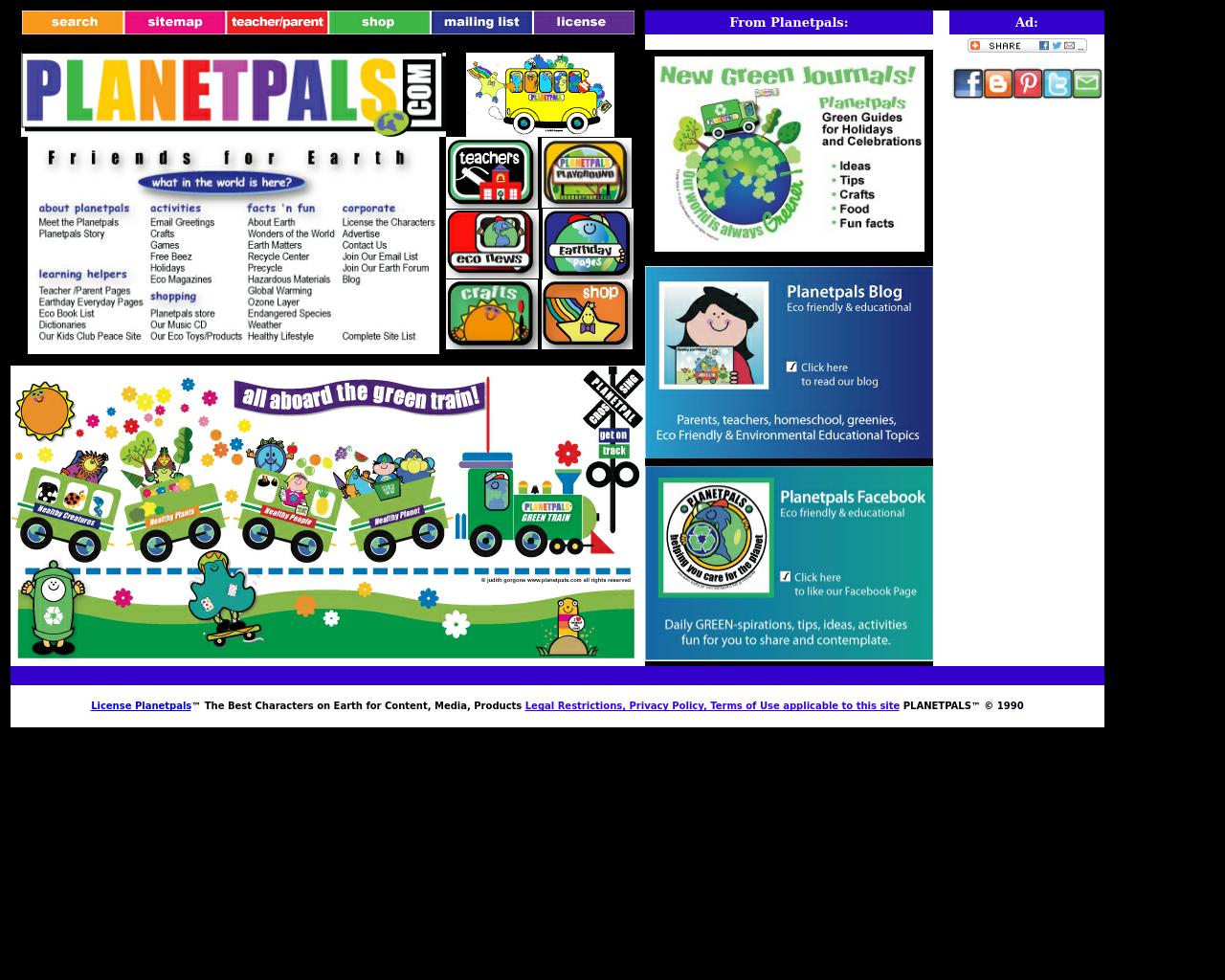 Planetpals.com-Advertising-Reviews-Pricing