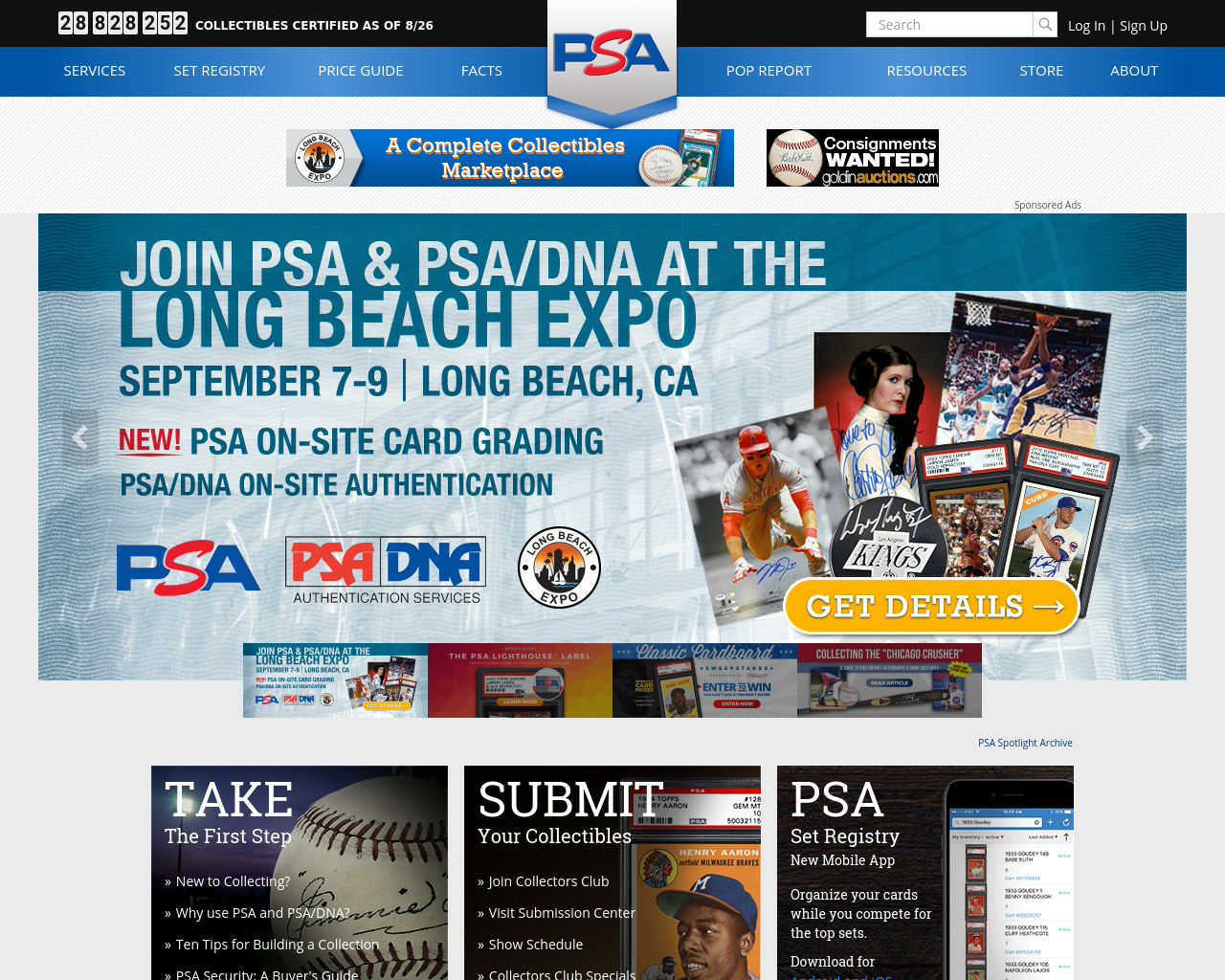 Professional-Sports-Authenticator-(PSA)-Advertising-Reviews-Pricing