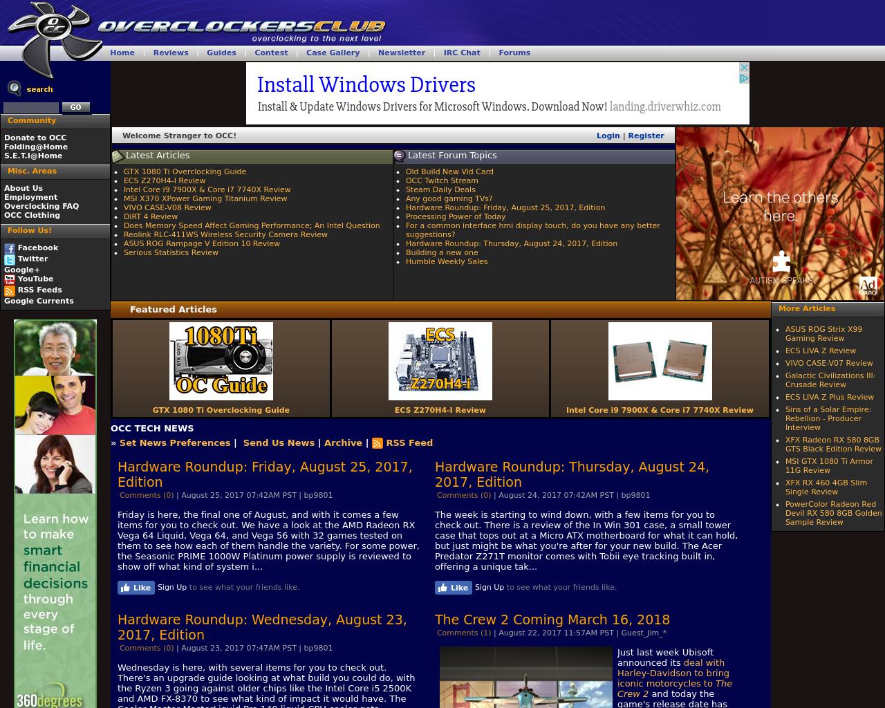 OverClockersClub-Advertising-Reviews-Pricing