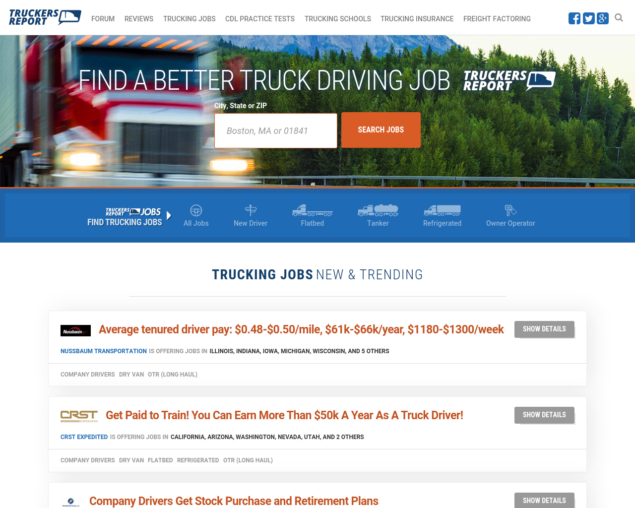 Thetruckersreport-Advertising-Reviews-Pricing
