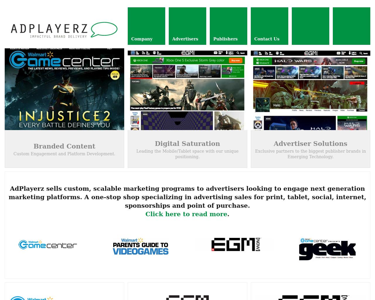 Walmart-Gamecenter-Magazine-Advertising-Reviews-Pricing