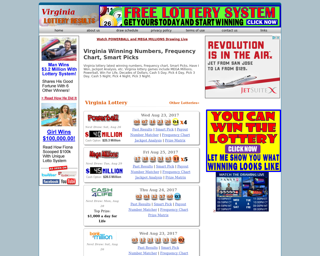 Virginia-Lottery-Live-Advertising-Reviews-Pricing