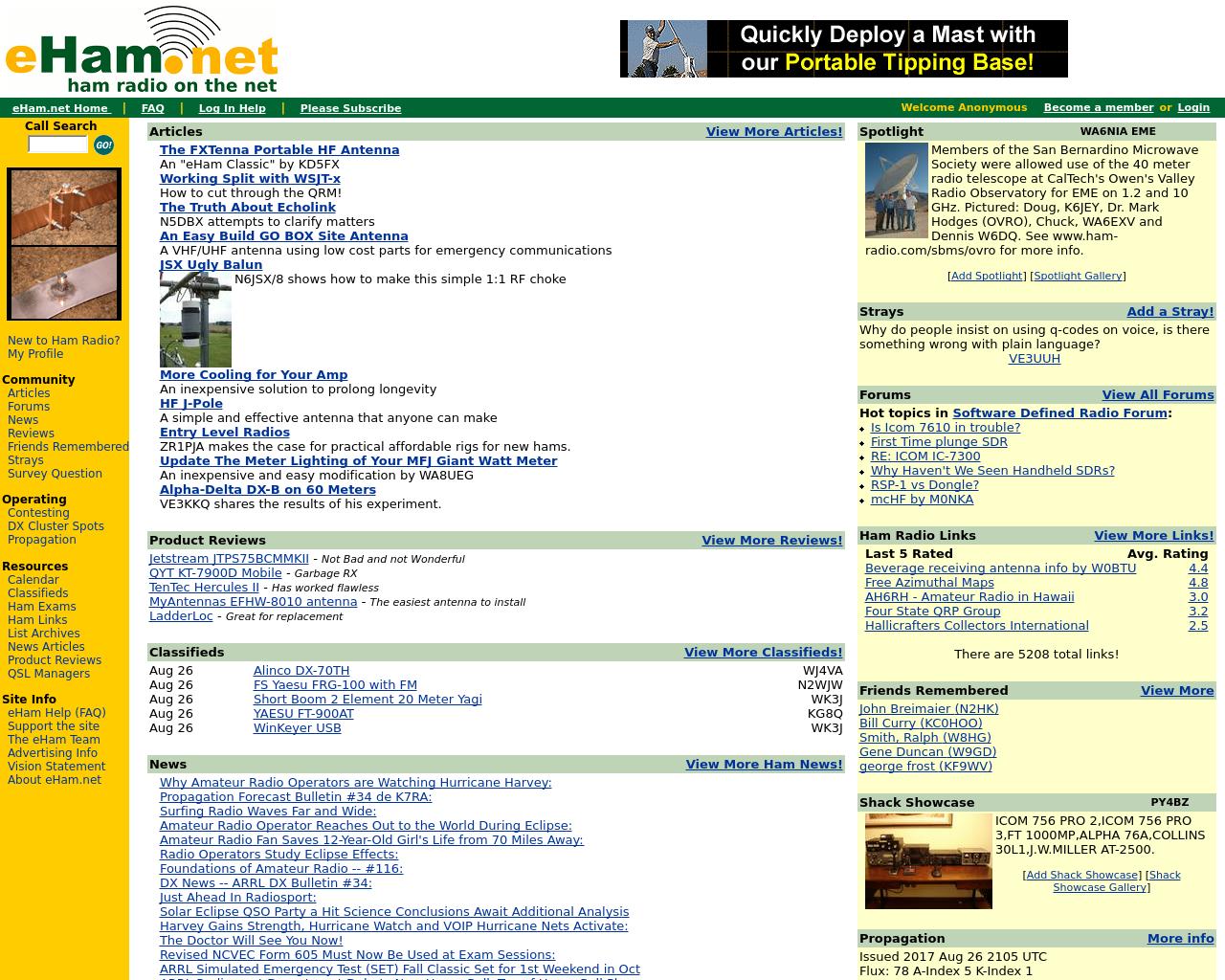 eHAM.net-Advertising-Reviews-Pricing