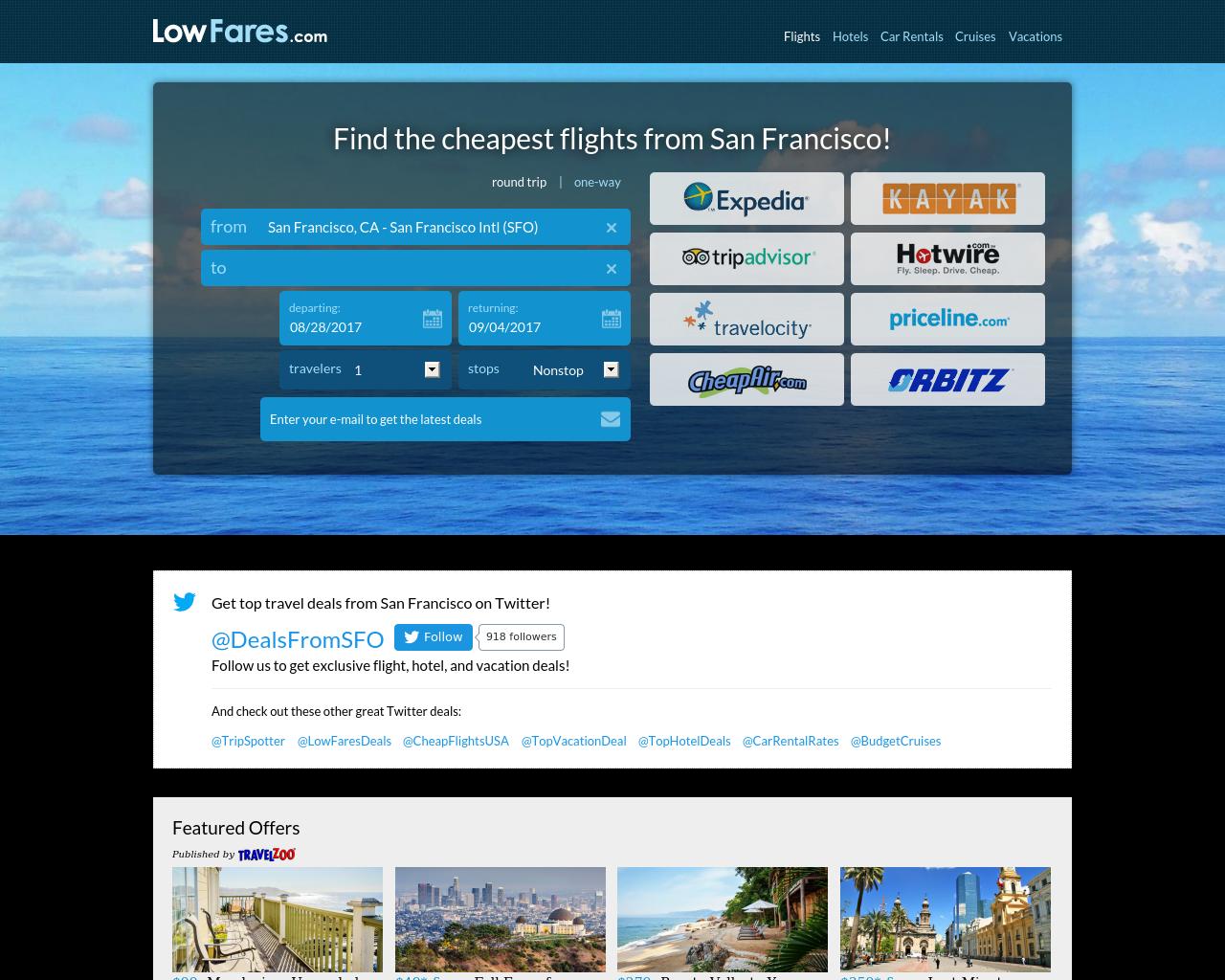 LowFares.com-Advertising-Reviews-Pricing