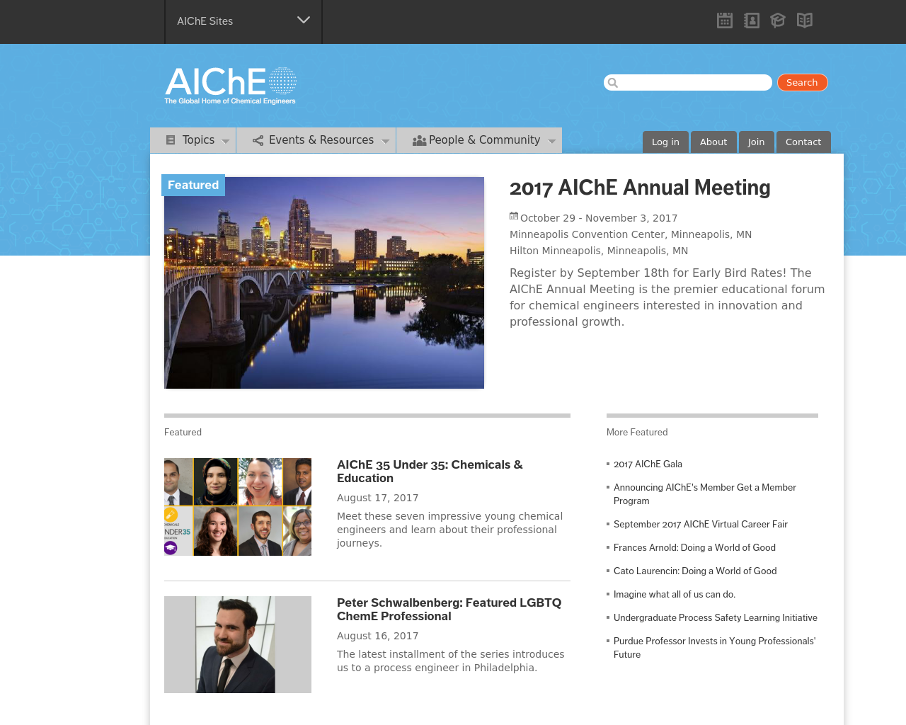 AIChE-Advertising-Reviews-Pricing