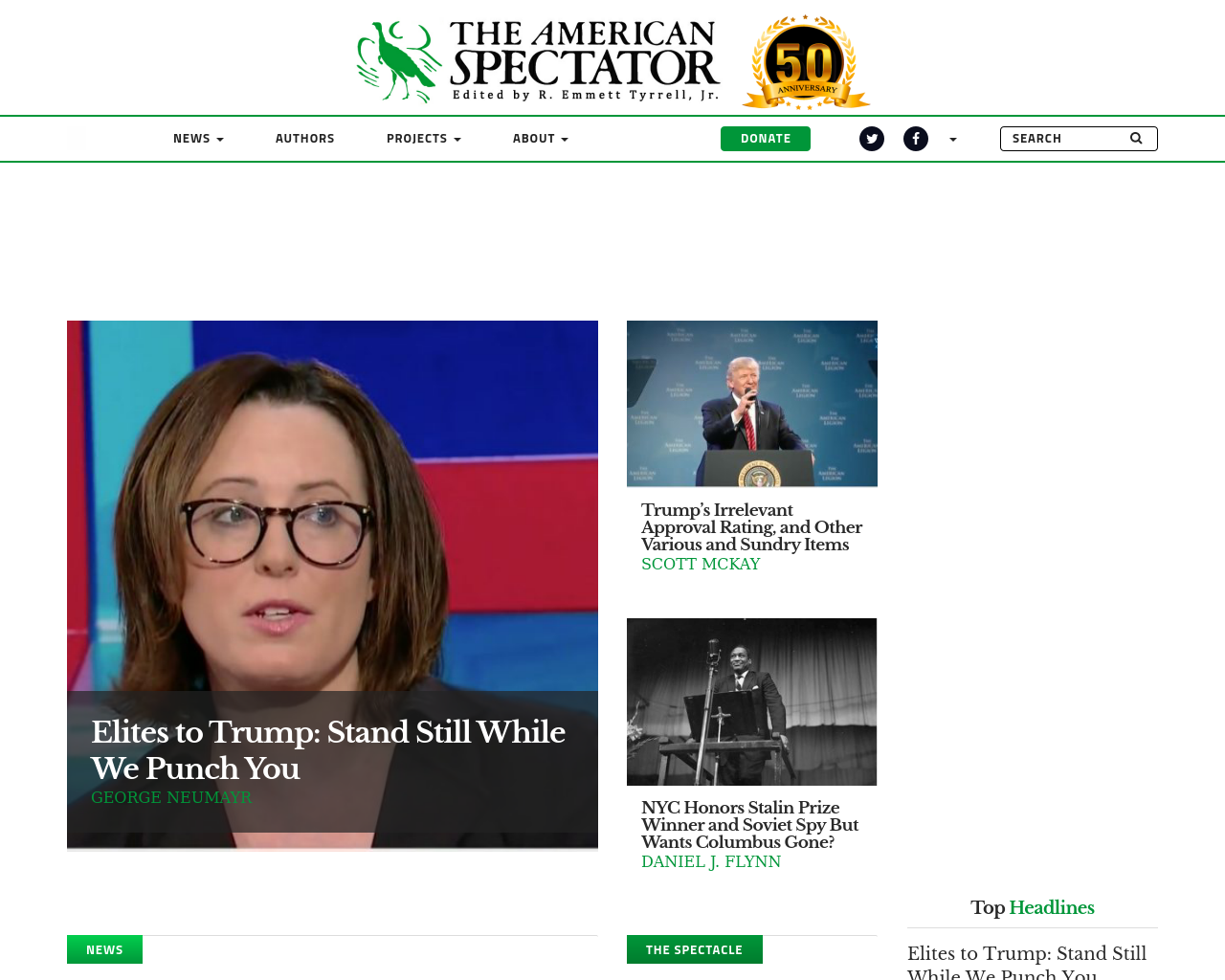 The-American-Spectator-Advertising-Reviews-Pricing