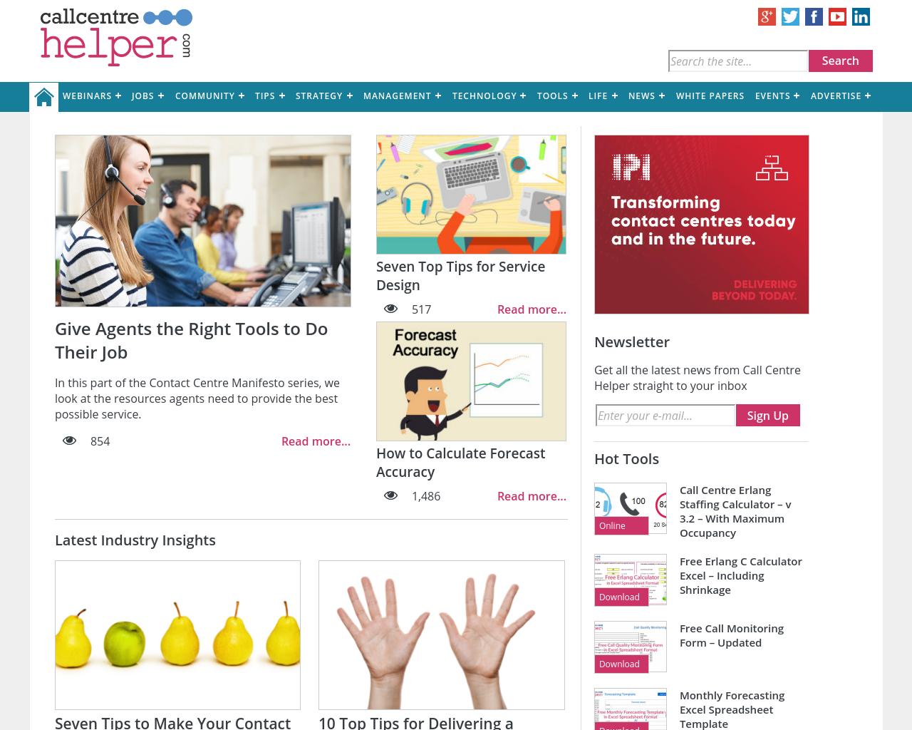 Call-Centre-Helper-Magazine-Advertising-Reviews-Pricing
