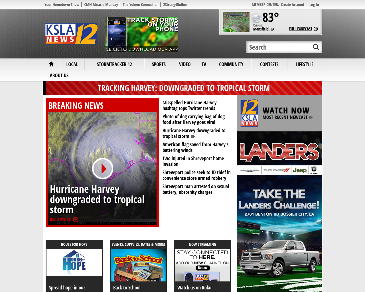 KSLA-News-12-Advertising-Reviews-Pricing