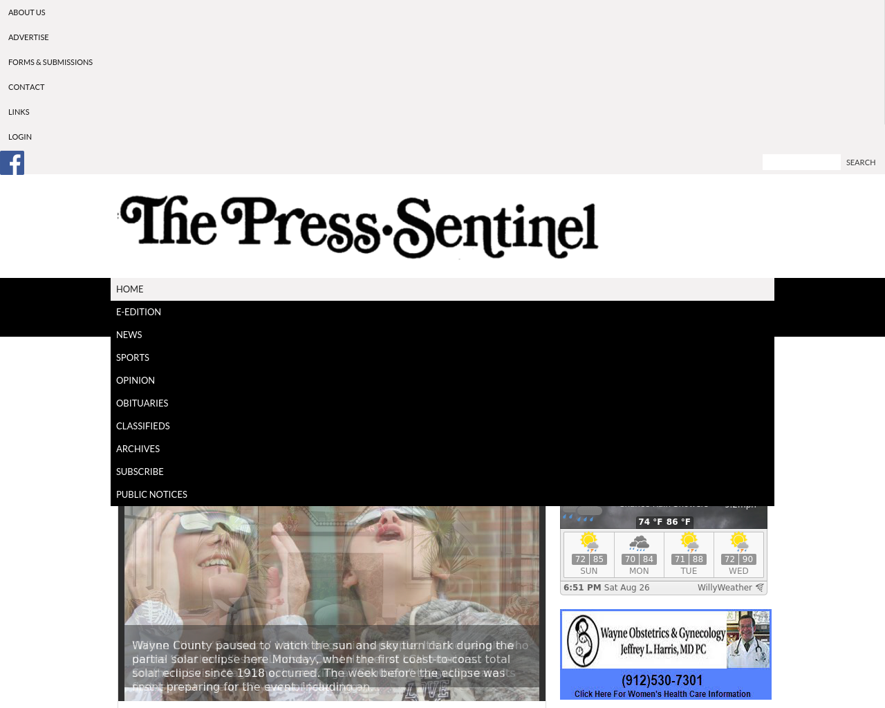 The-Press-Sentinel-Advertising-Reviews-Pricing