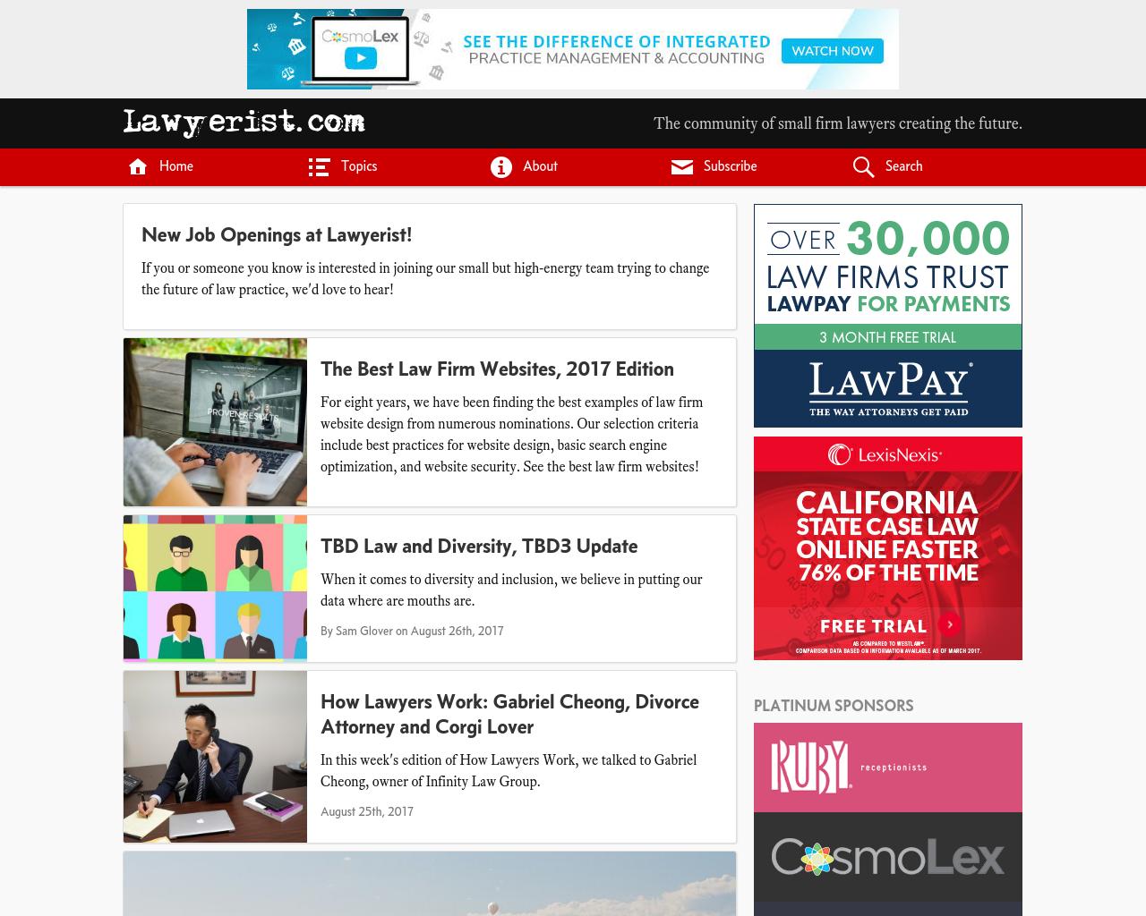 Lawyerist-Advertising-Reviews-Pricing