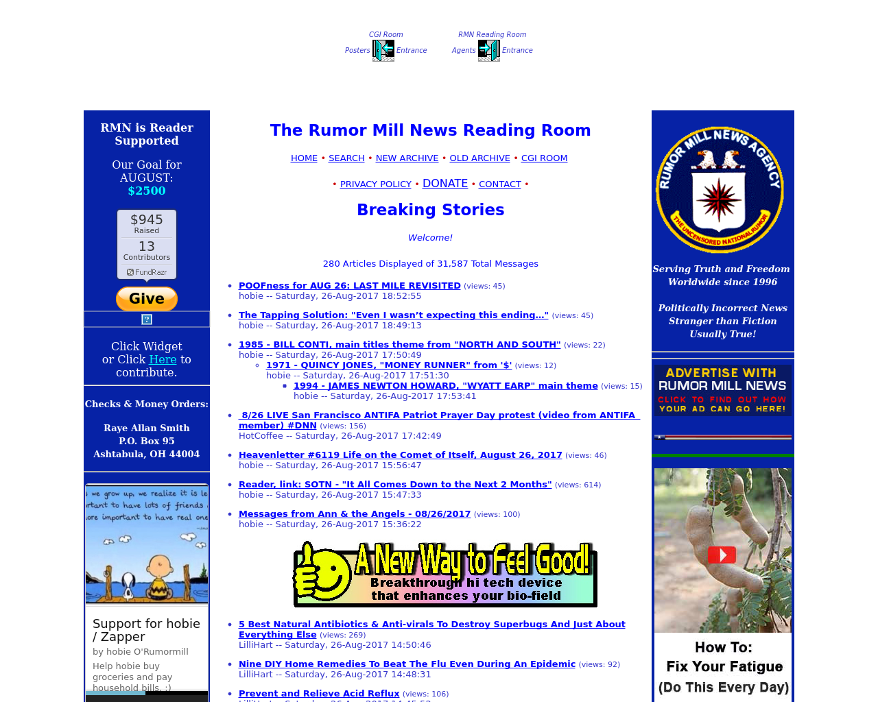The-Rumor-Mill-News-Reading-Room-Advertising-Reviews-Pricing
