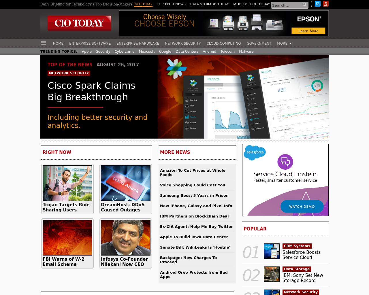 CIO-Today-Advertising-Reviews-Pricing