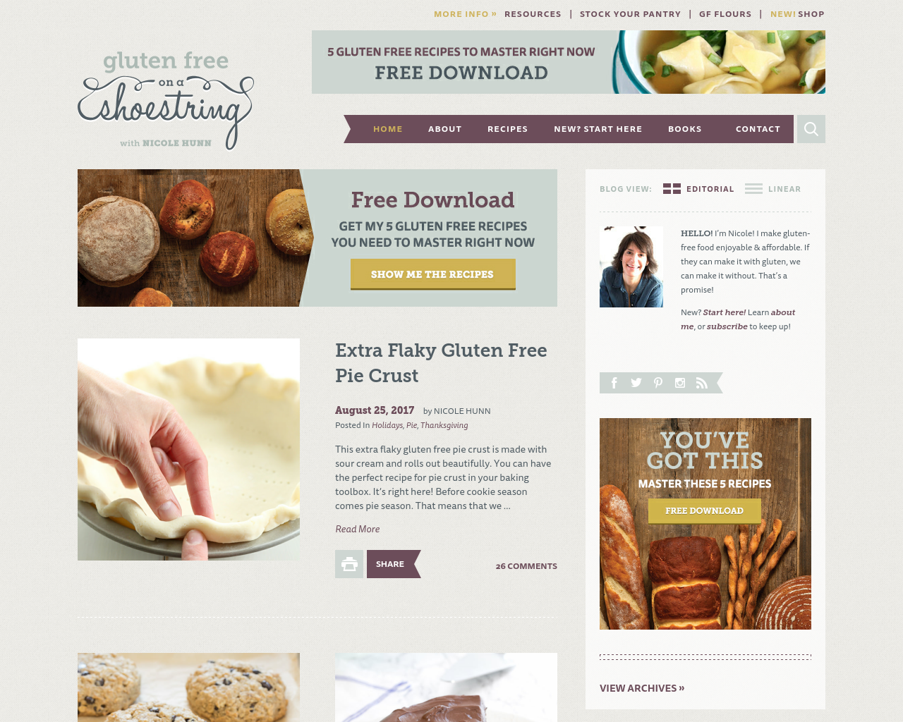 Gluten-Free-On-A-Shoestring-Advertising-Reviews-Pricing