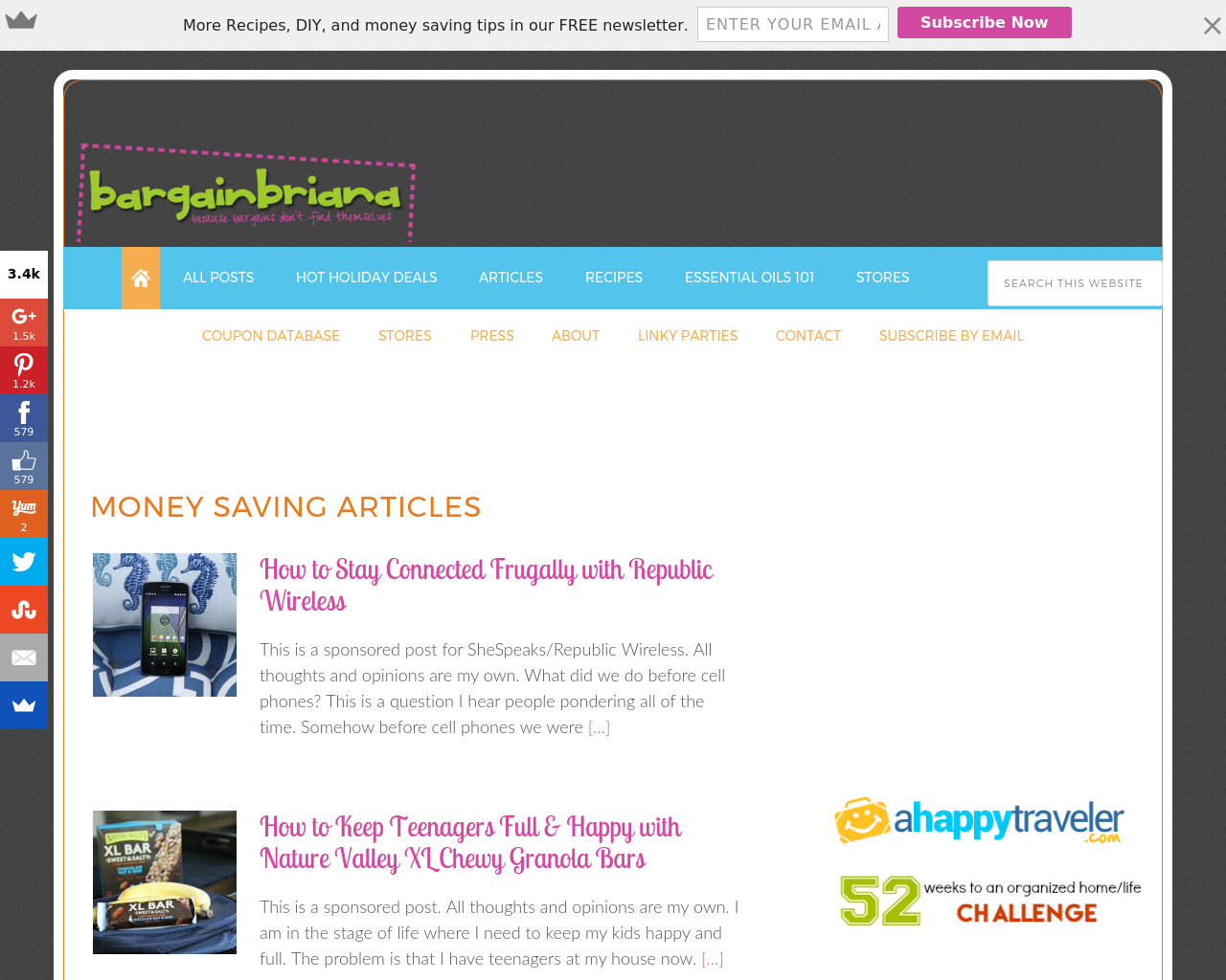 BargainBriana-Advertising-Reviews-Pricing