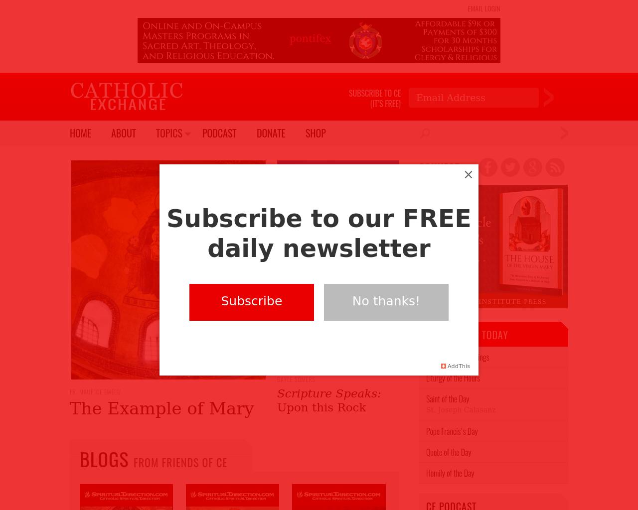 Catholic-Exchange-Advertising-Reviews-Pricing