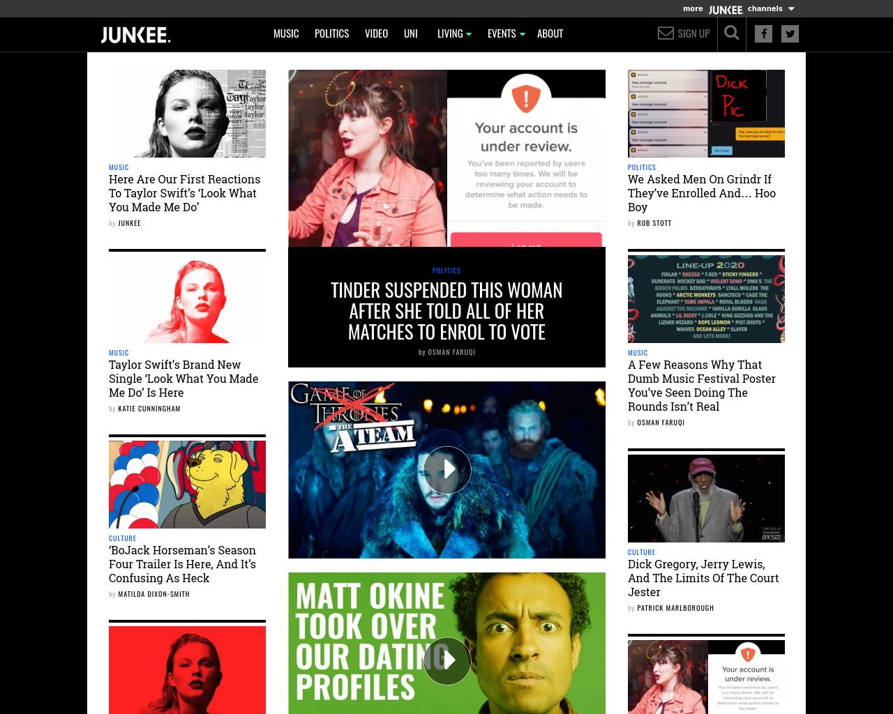 Junkee-Advertising-Reviews-Pricing