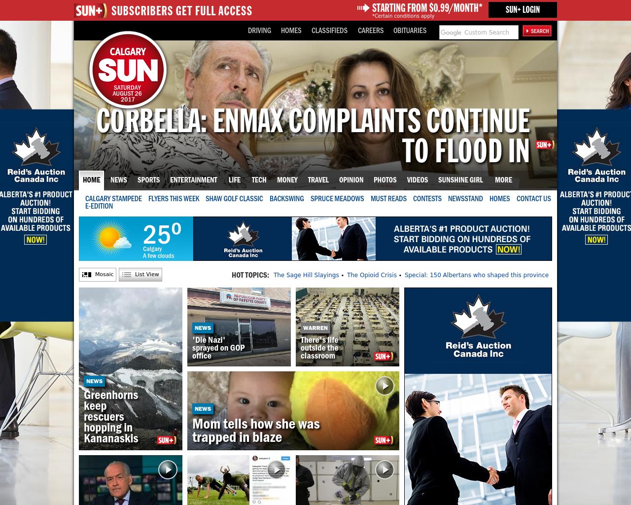 Calgary-Sun-Advertising-Reviews-Pricing
