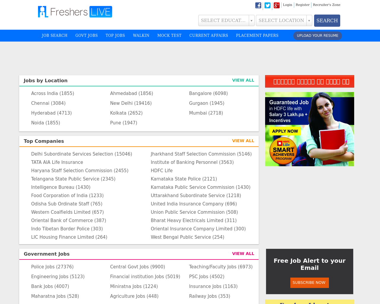 Fresherslive-Advertising-Reviews-Pricing