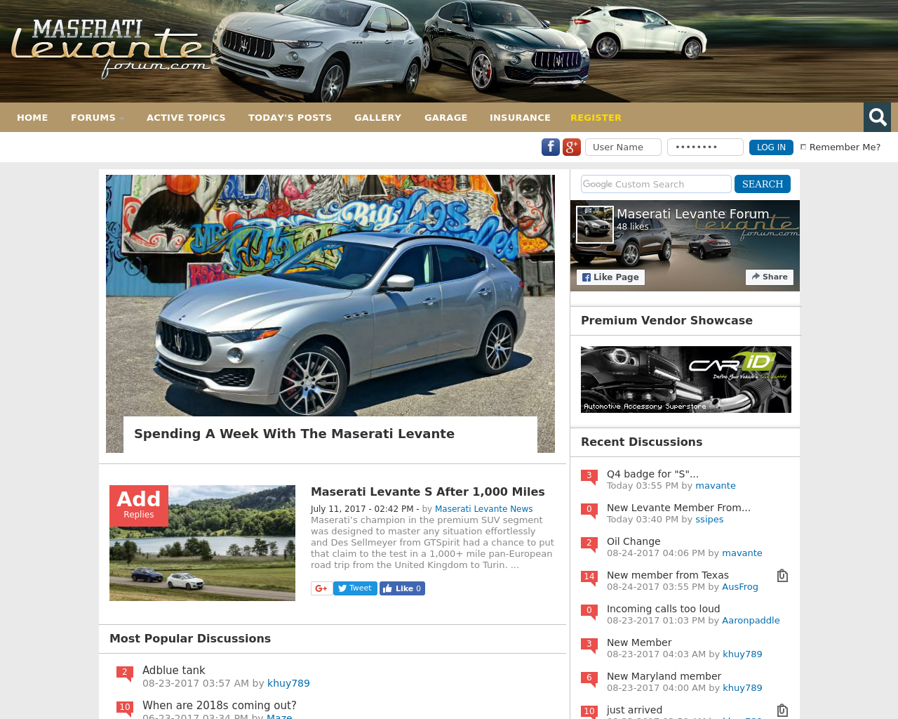 Maserati-Levante-Forum-Advertising-Reviews-Pricing