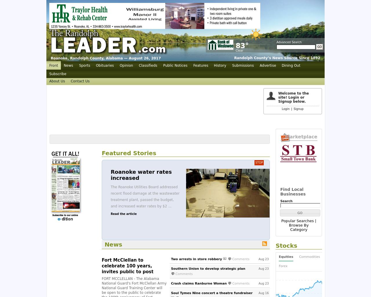 The-Randolph-Leader-Advertising-Reviews-Pricing
