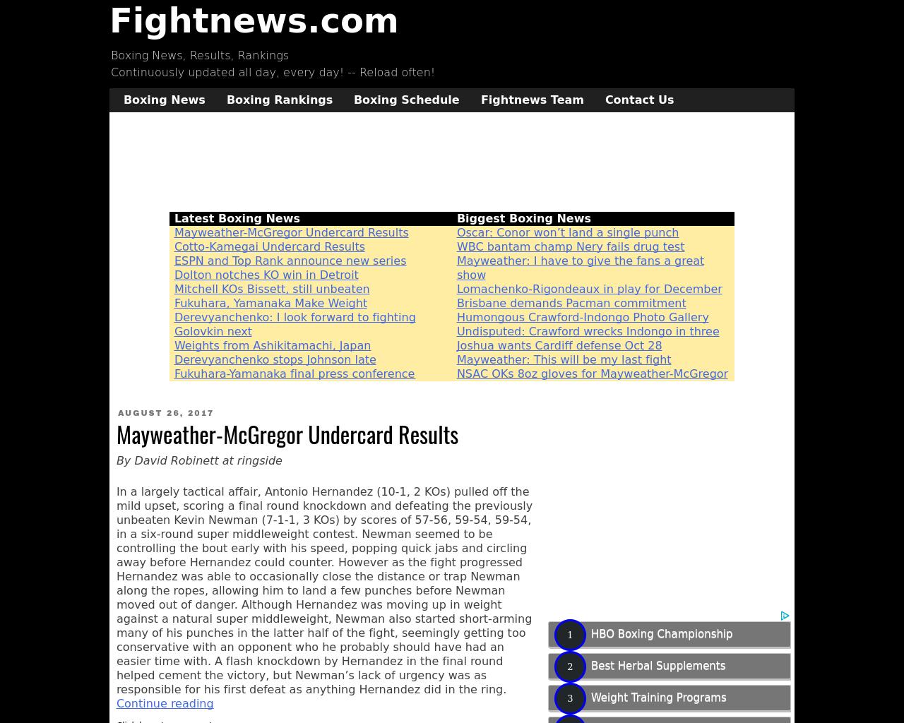 Fightnews.com-Advertising-Reviews-Pricing