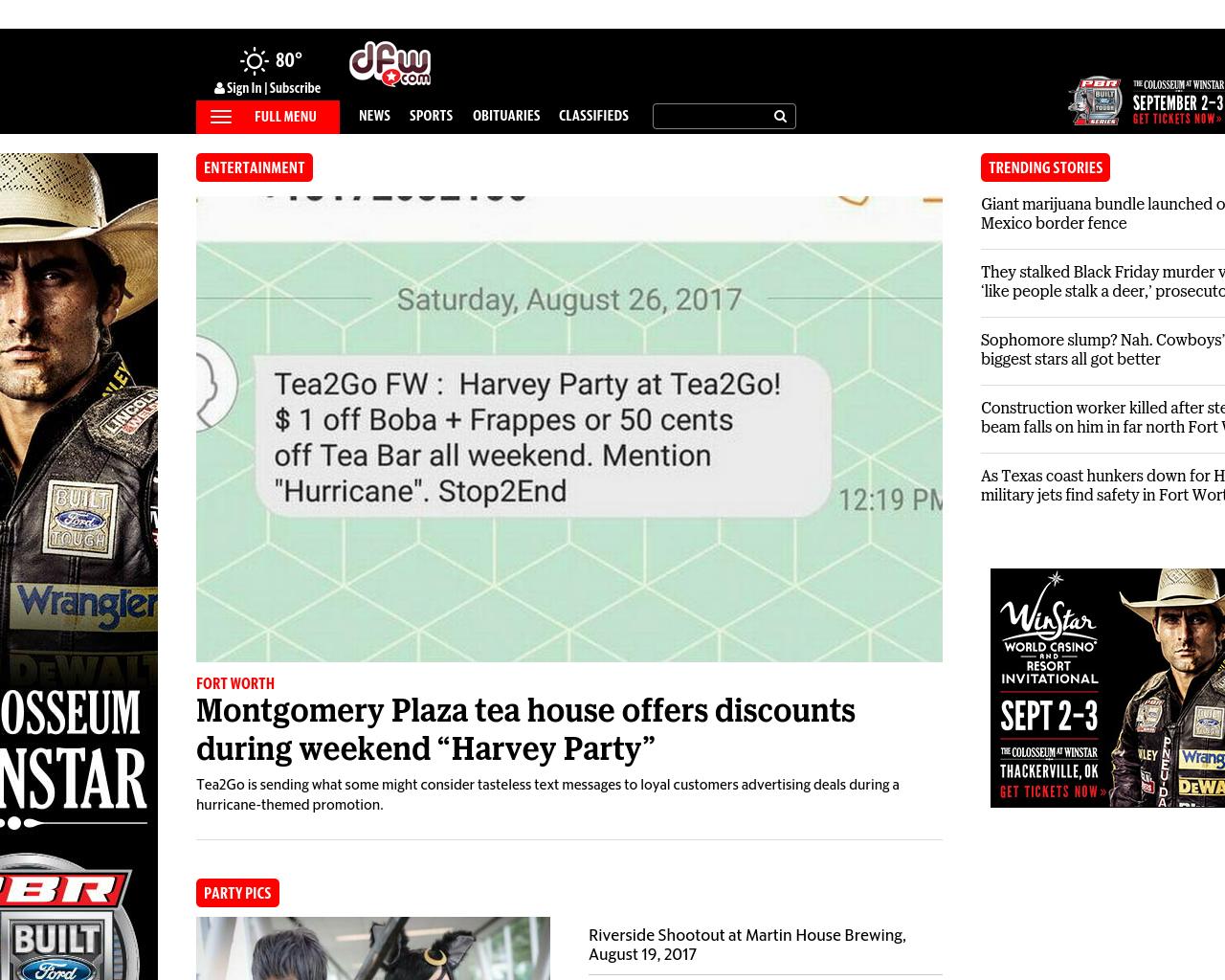 DFW.com-Advertising-Reviews-Pricing