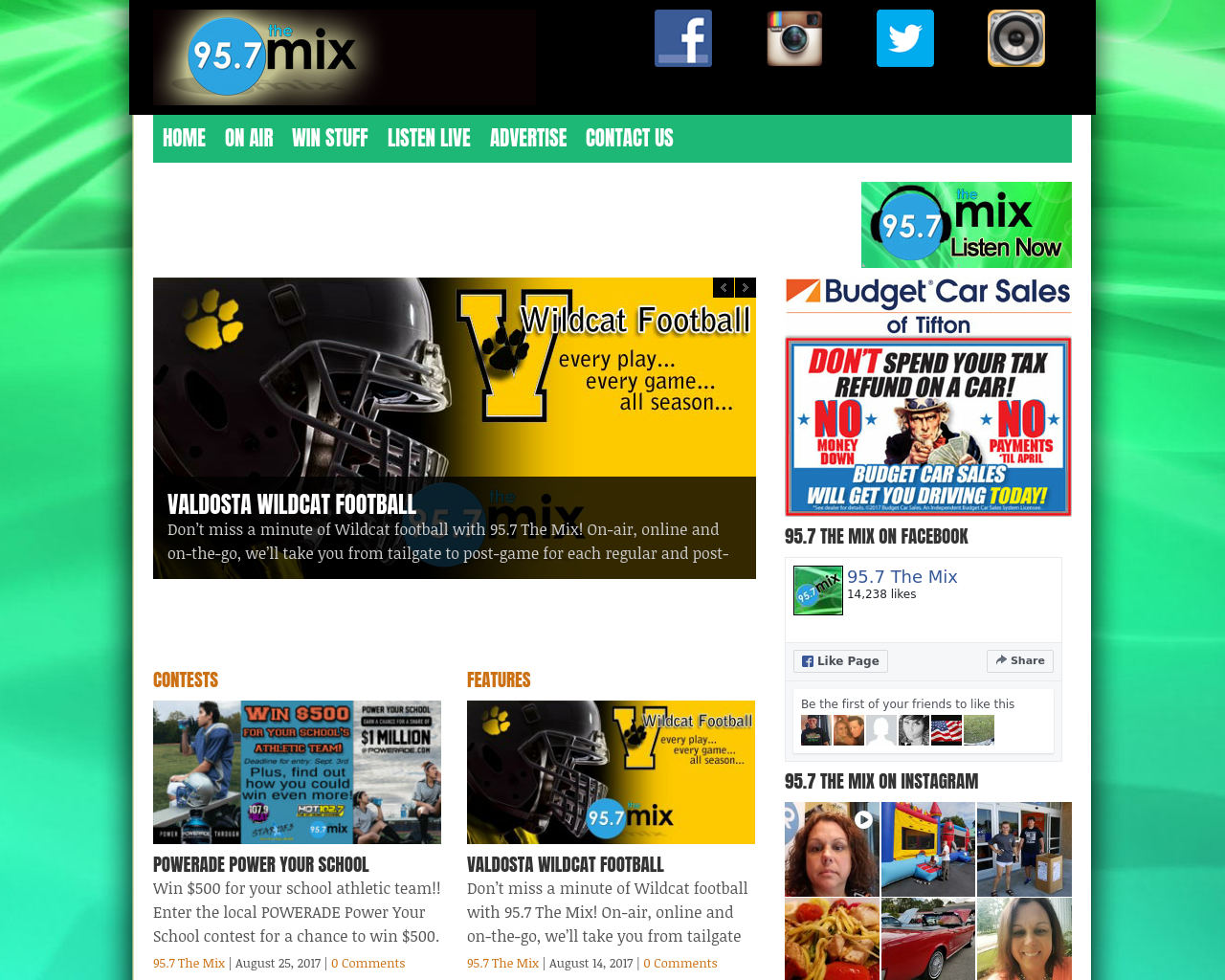 95.7-The-Mix-Advertising-Reviews-Pricing