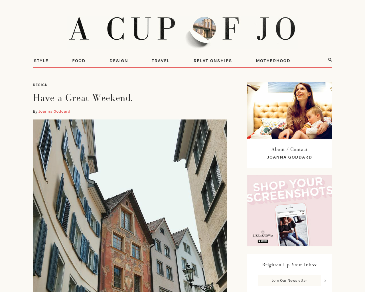 A-Cup-of-Jo-Advertising-Reviews-Pricing