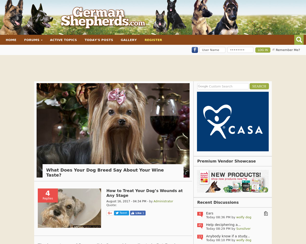 GermanShepherds.com-Advertising-Reviews-Pricing