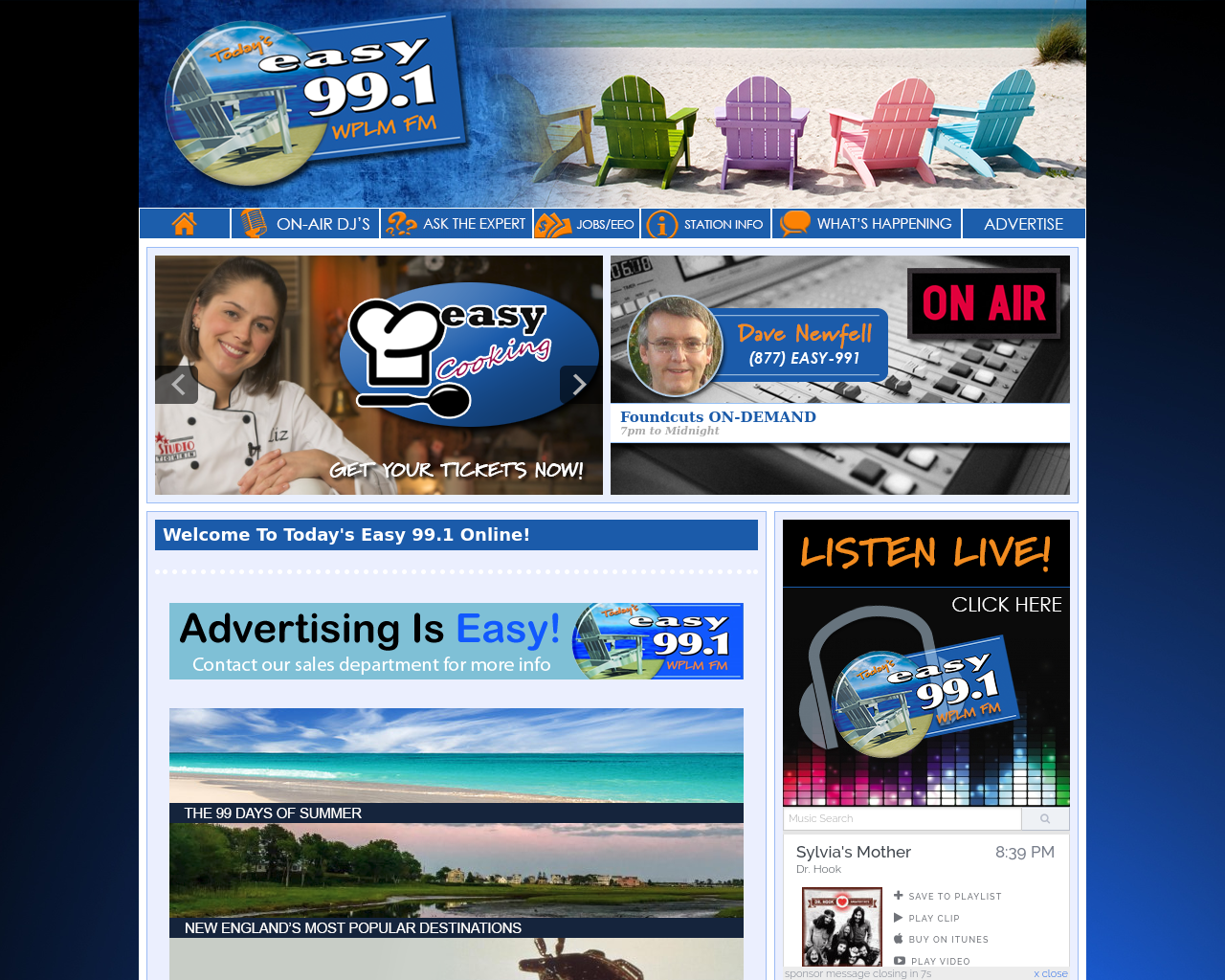 Today's-Easy-99.1-Advertising-Reviews-Pricing