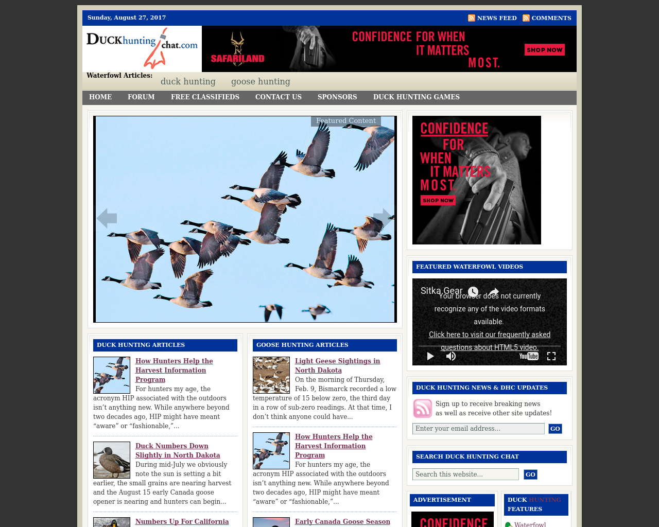 Duck-Hunting-Chat-Advertising-Reviews-Pricing