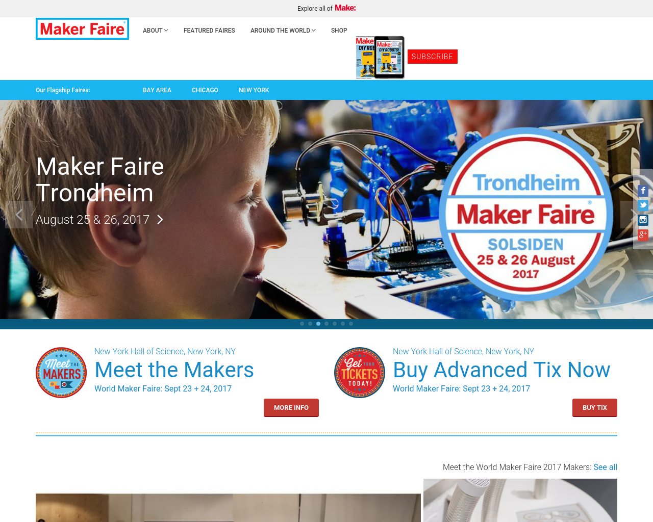 Maker-Faire-Advertising-Reviews-Pricing