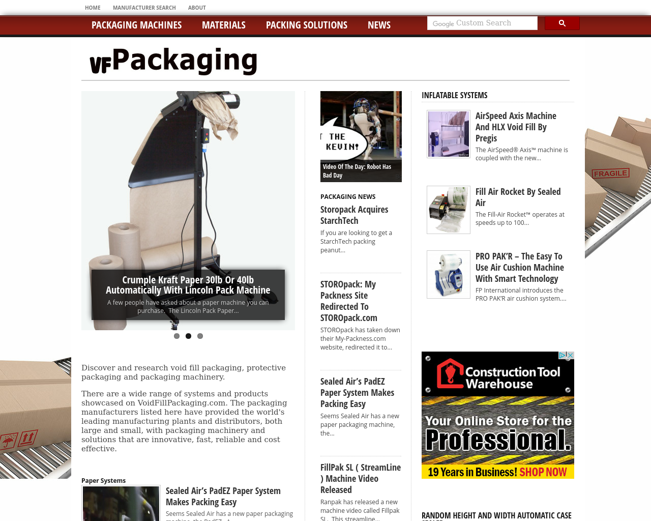 Void-Fill-Packaging-Advertising-Reviews-Pricing