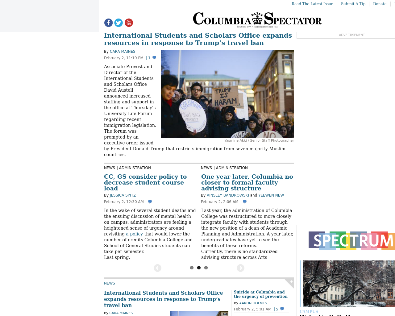 Columbia-Daily-Spectator-Advertising-Reviews-Pricing