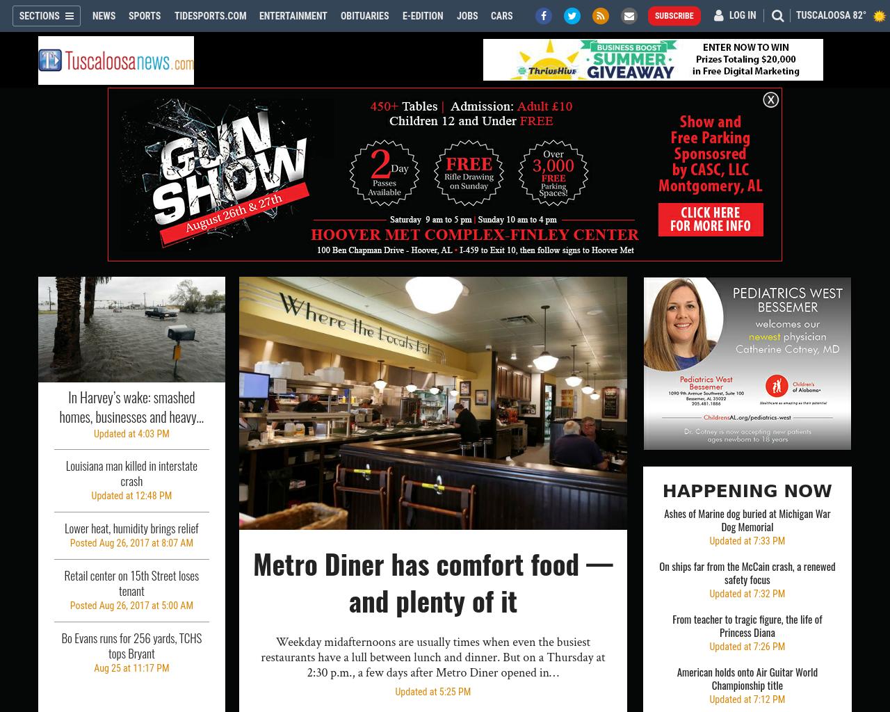 Tuscaloosa-News-Advertising-Reviews-Pricing