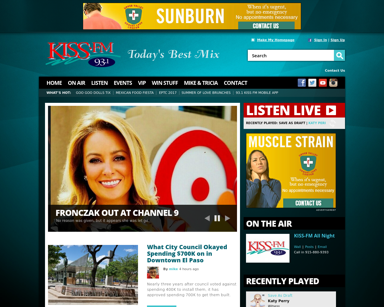 93.1-KISS-FM-El-Paso-Advertising-Reviews-Pricing