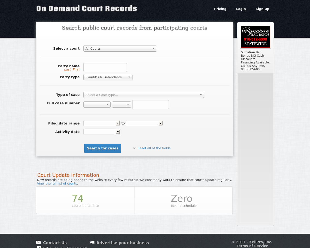 On-Demand-Court-Records-Advertising-Reviews-Pricing