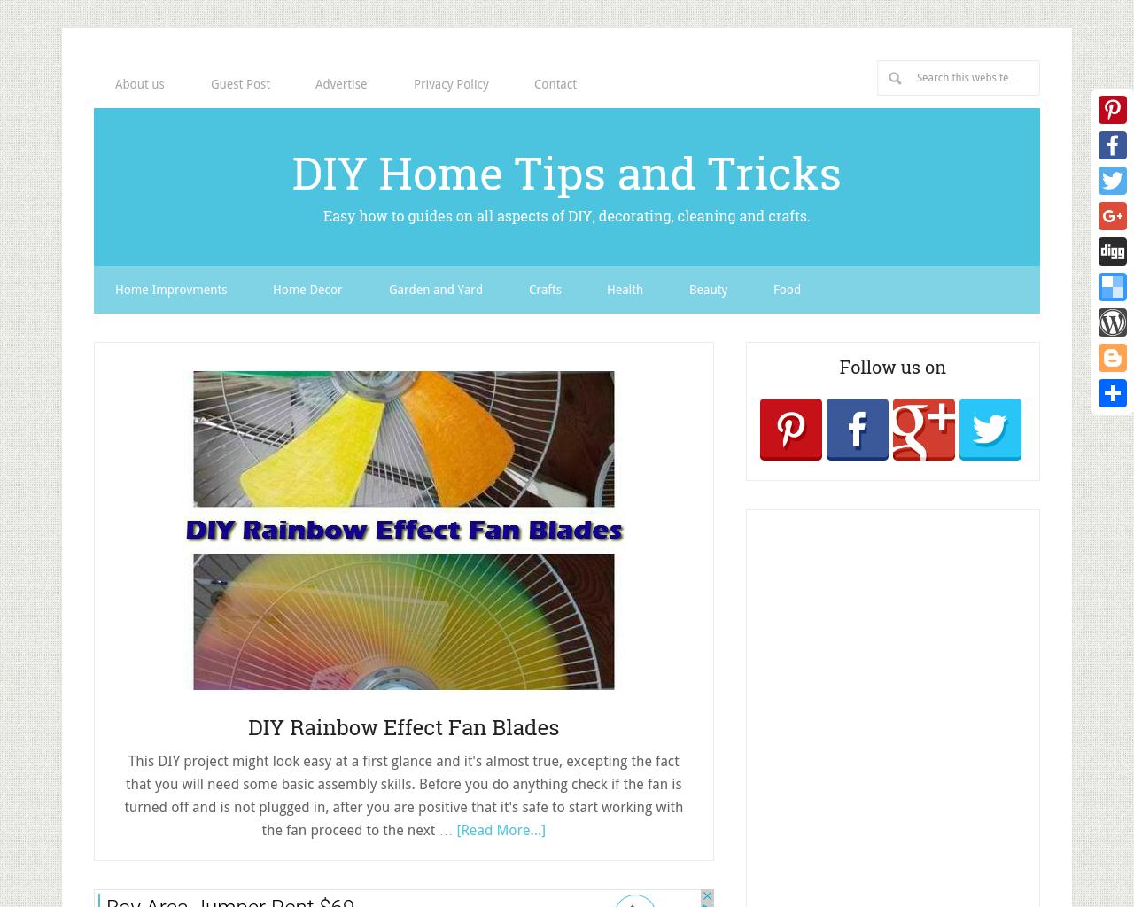 Diy-Homes-Tips-And-Tricks-Advertising-Reviews-Pricing