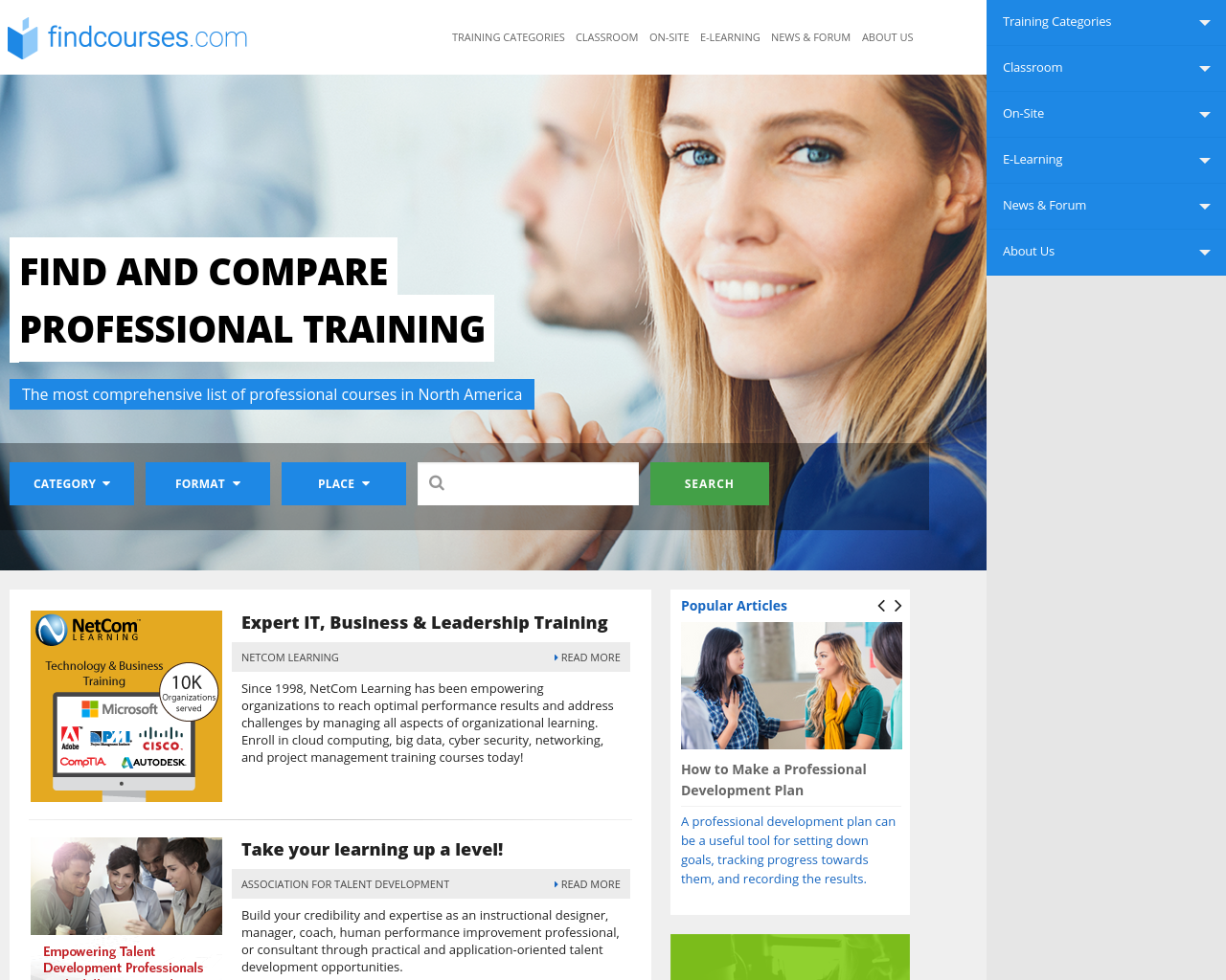 findcourses.com-Advertising-Reviews-Pricing