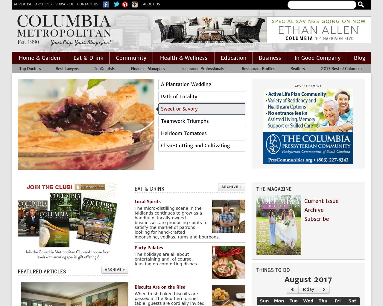 Columbia-Metropolitan-Magazine-Advertising-Reviews-Pricing