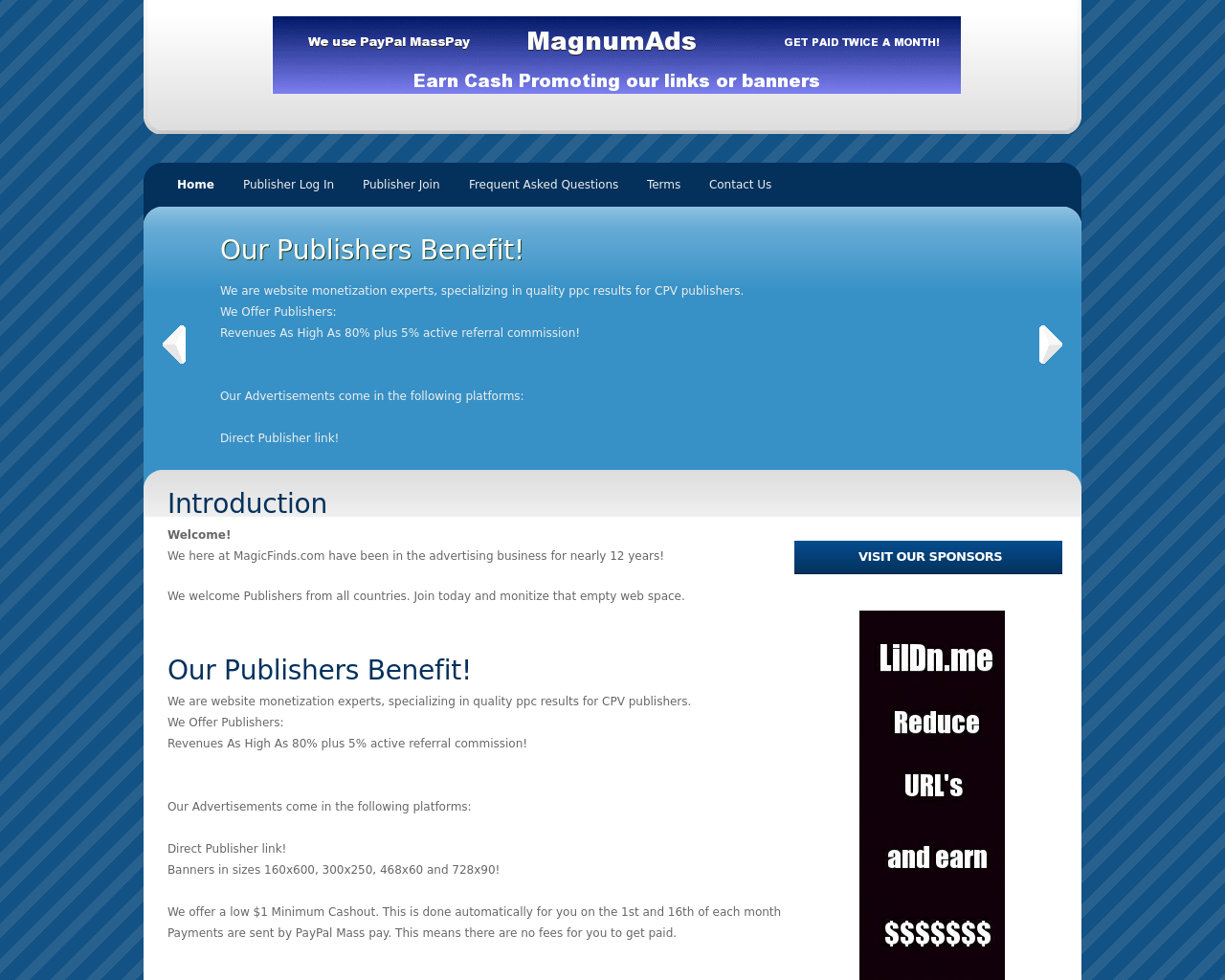 MagicFinds.com-Advertising-Reviews-Pricing