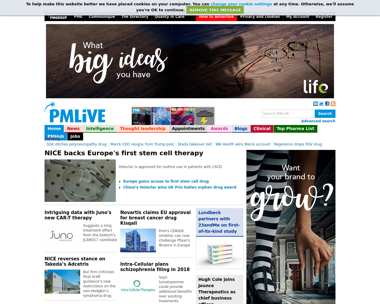 PMLive-Advertising-Reviews-Pricing