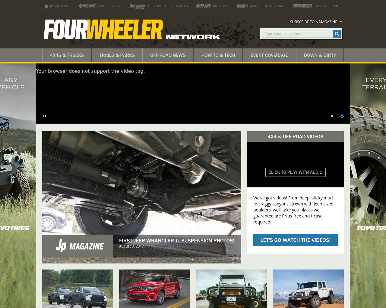 Four-Wheeler-Network-Advertising-Reviews-Pricing