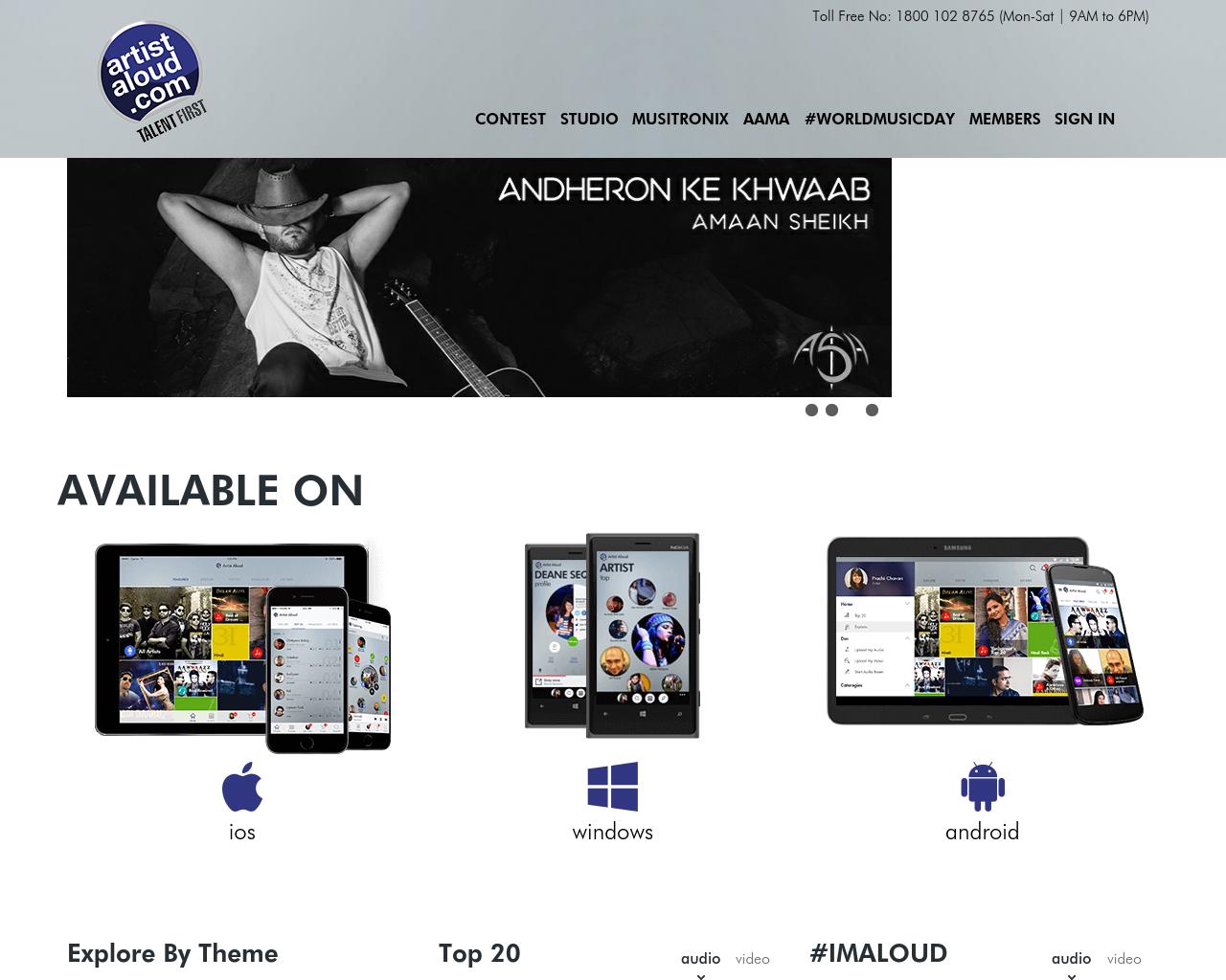 Artistaloud.com-Advertising-Reviews-Pricing