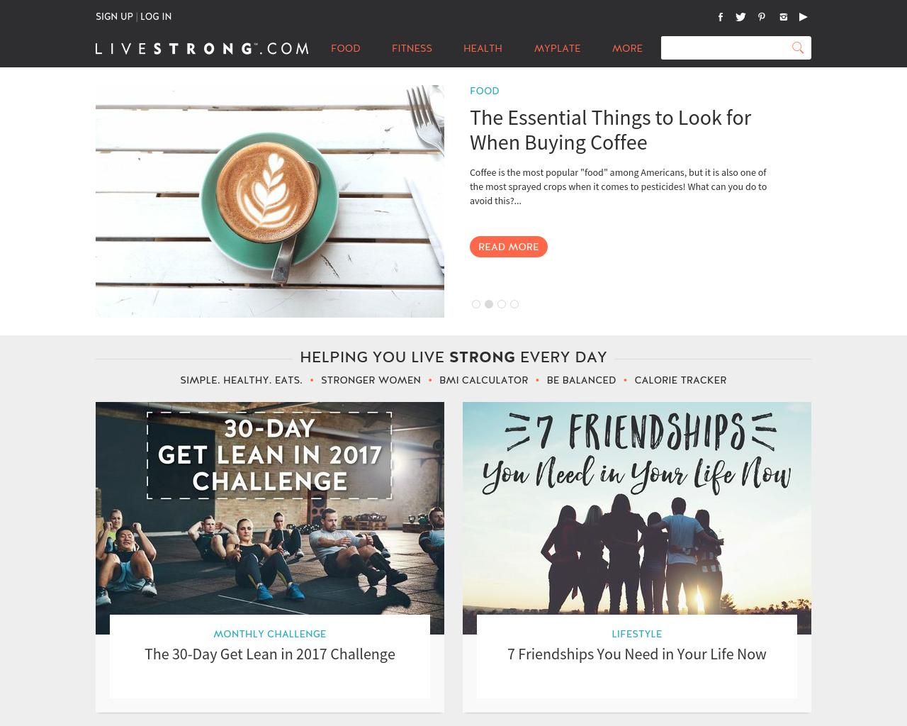 LIVESTRONG.COM-Advertising-Reviews-Pricing