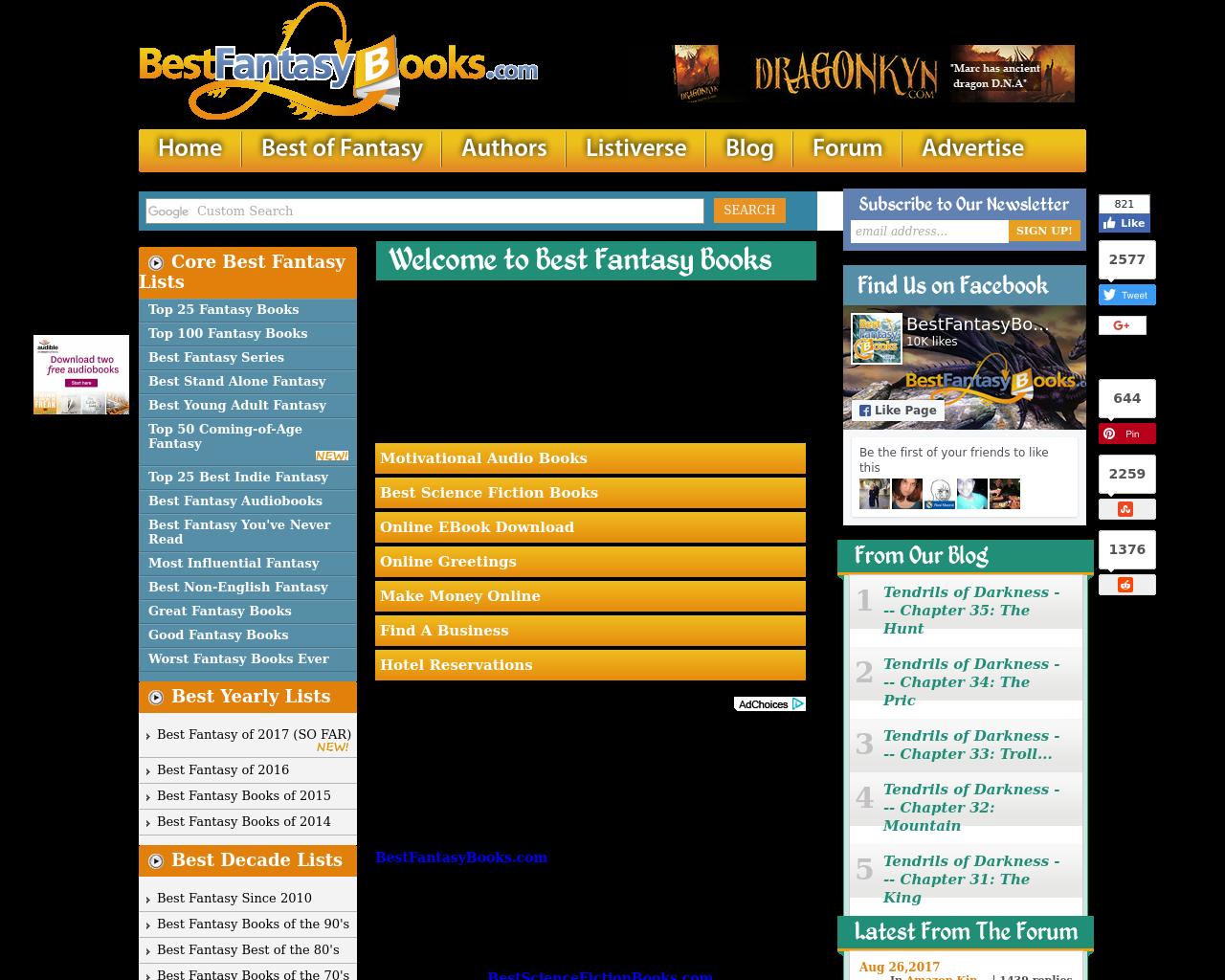 Best-Fantasy-Books.com-Advertising-Reviews-Pricing